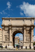 Arc de Triomphe of Marseille